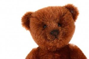 Millie Finklestein, a very fine Steiff cinnamon mohair Teddy Bear, circa 1907 from the Jena Pang Collection