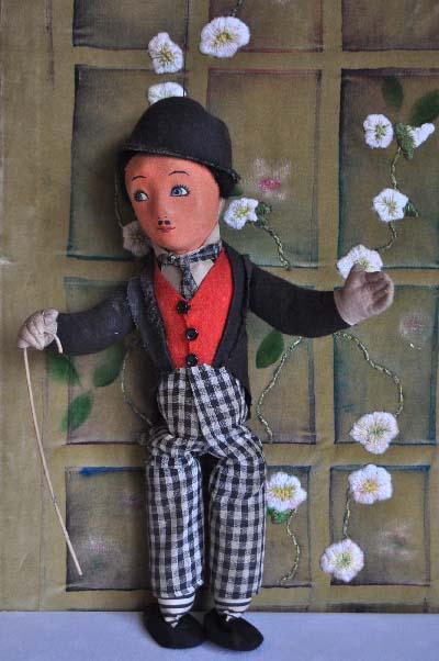 Dean's Rag Book Co. Charlie Chaplin