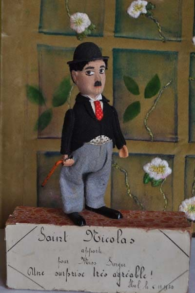 Schuco Charlie Chaplin