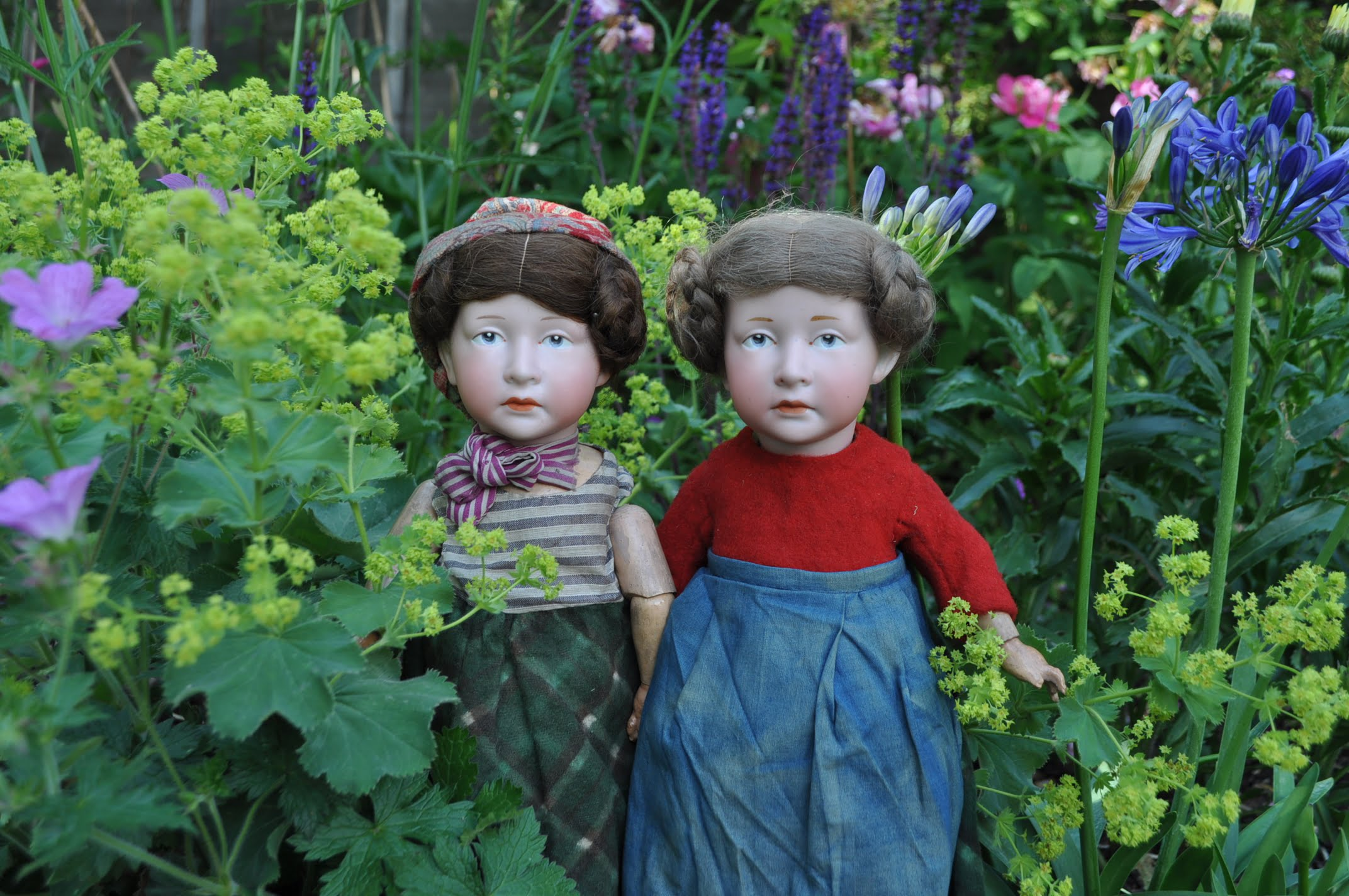 Dolls, Dolls' Houses, Teddy Bears and Traditional Toys Auction 24 november 2020 by Daniel Agnew